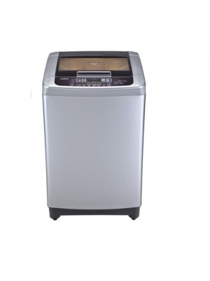 LG Washing Machine Auto Top Loader T7567TEELR Free Silver 6.5 KG