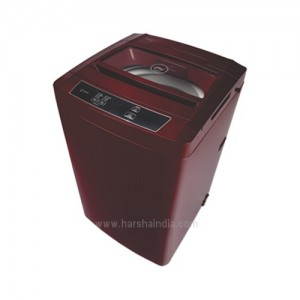 Godrej Washing Machine Auto Top Loader Eon 650 CI 6.5KG Autumn Red