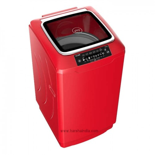 Godrej Washing Machine Auto Top Loader WT Eon Allure 700 PANMP Metallic Red 7.0KG