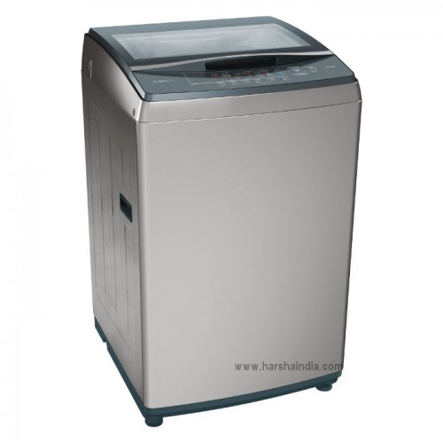 Bosch Washing Machine Auto Top Loader WOE702D0IN 7.0KG Dark Grey