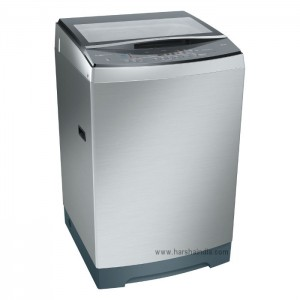 Bosch Washing Machine Auto Top Loader WOA126X0IN 12KG Inox