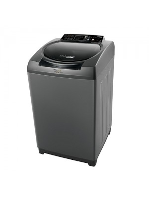 Whirlpool Washing Machine Auto Top Loader Stainwash Deep Clean 62 Frosted Grey 6.2KG