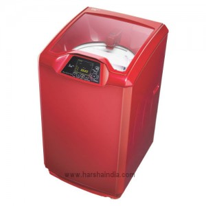 Godrej Washing Machine Auto Top Loader WT Eon 651 PHU Metallic Red 6.5KG