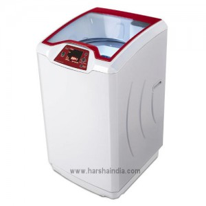Godrej Washing Machine Auto Top Loader WT Eon 651PF 6.5KG Metallic Red Grey