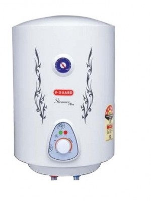 V-Guard Water Heater 15L Steamer Plus MS V