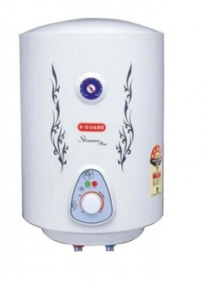 V-Guard Water Heater 25L Steamer Plus MS V