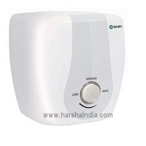 AO Smith Water Heater 15L HSE-SAS-015 Ivory Vertical