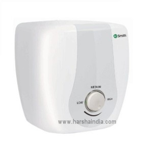 AO Smith Water Heater 15L HSE-SAS White