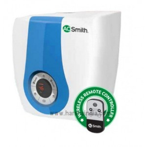 AO Smith Water Heater 15L HSE-SES Ivory Vertical