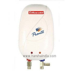 Racold Water Heater 3L Instant Pronto Vertical Ivory