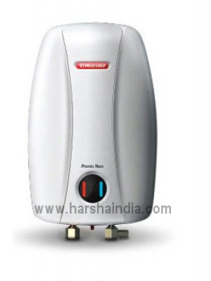 Racold Water Heater 3L Instant Pronto Neo SS 3V-3KW Vertical Ivory
