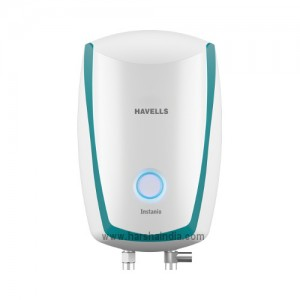 Havells Water Heater 3L Intanio White Blue 3KW