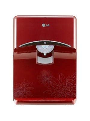 LG Water Purifier WAW73JR2RP Red
