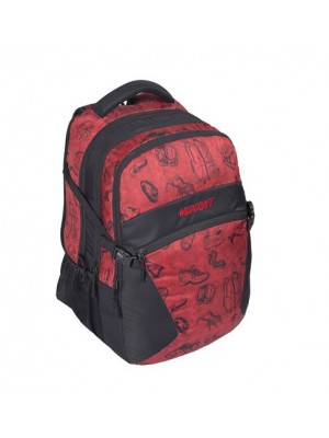Wildcraft Backpack Stroll EQ Red