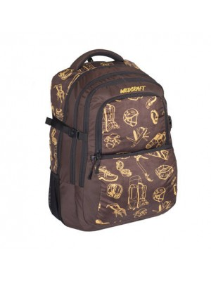 Wildcraft Backpack Yomp EQ Brown