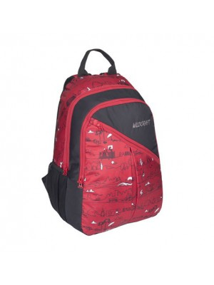 Wildcraft Backpack Sport LD Red