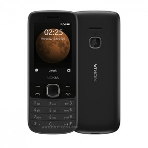 Nokia Cell Phone 225 DS 4G Black