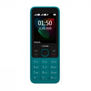 Nokia Cell Phone 150 DS Cyan