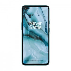 One Plus Cell Phone Nord AC2001 12GB+256GB Blue Marble