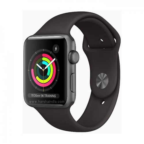 Apple Watch Series 3 MTF32HN/A 42MM GPS SPCG Aluminium Black