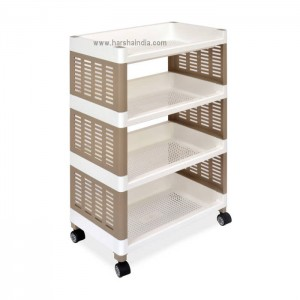 Nilkamal All Purpose Trolley 25