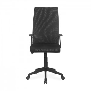 Nilkamal Fabric Chairs Thames High Back