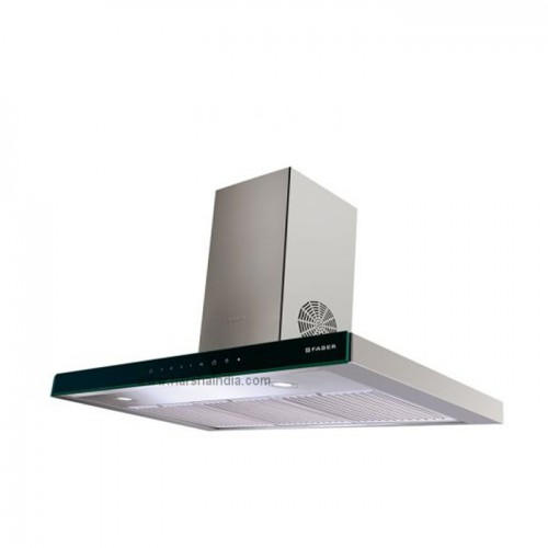 Faber Chimney Hood Stilux 3D T2S2 TC LTW 90