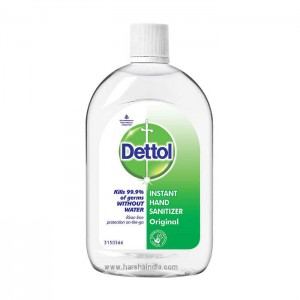 Dettol Instant Hand Sanitizer Original 500ml