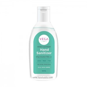 Vega Hand Sanitizer 100ml VHHS-01