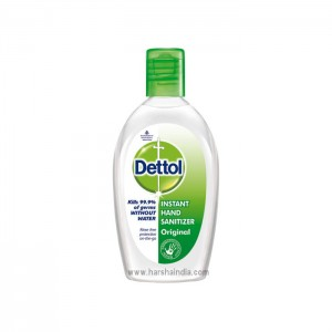 Dettol Instant Hand Sanitizer Original 60ml