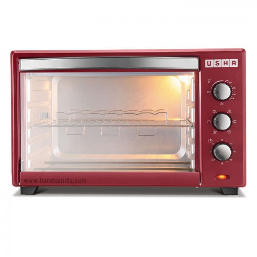 Usha Oven Toaster Griller  42L OTGW 3642RCSS