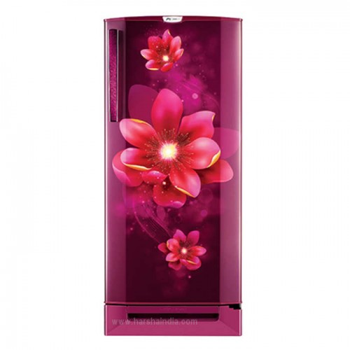 Godrej Refrigerator Direct Cool 190L SD EdgePro 205C 33 TDF Ritz Wine