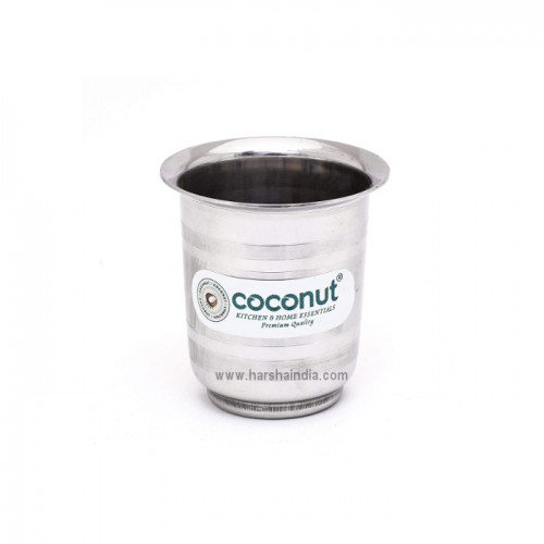 Coconut SS Glass D15 Max 0