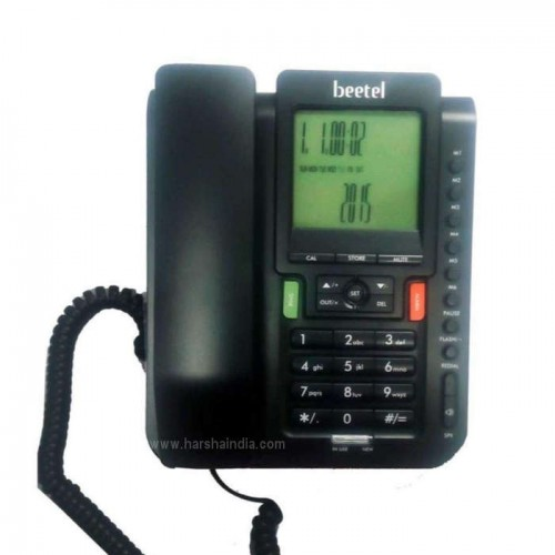Beetel Phone M71 Black