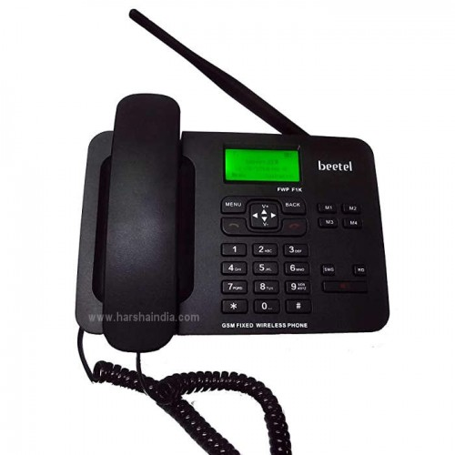Beetel Phone F1K Black