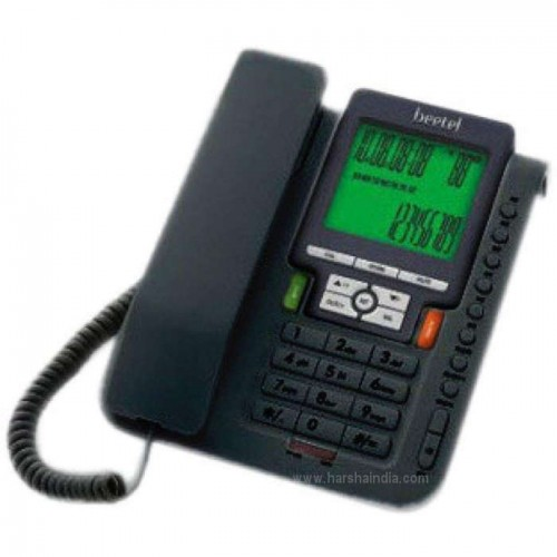 Beetel Phone M71W Black