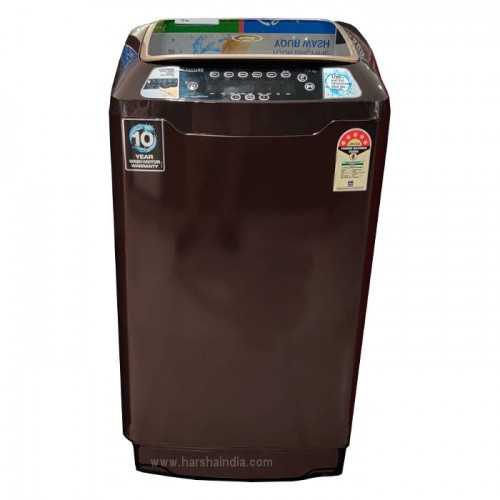 Godrej Washing Machine Auto Top Loader WT Eon Allure 70 5.0 FISNS CO BR 7.0KG